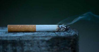 Dia nacional de combate ao fumo reforça ações de sensibilização.