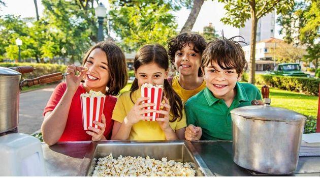 cineclube infantil florianopolis