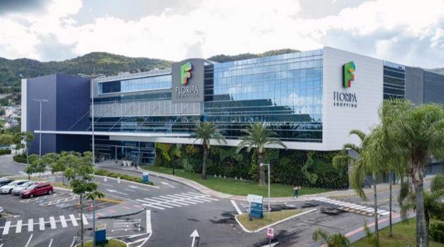 Floripa shopping recebe certificado de Energia Renovável.