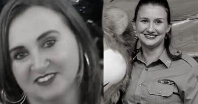 Em menos de sete dias duas vítimas de feminicídio em Santa Catarina.