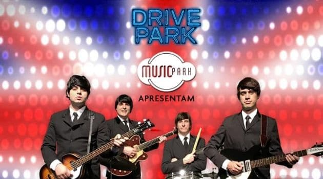 Beatles4ever se apresenta no drive park Floripa.