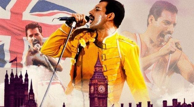"Drive park recebe espetáculo ""Queen the history""."