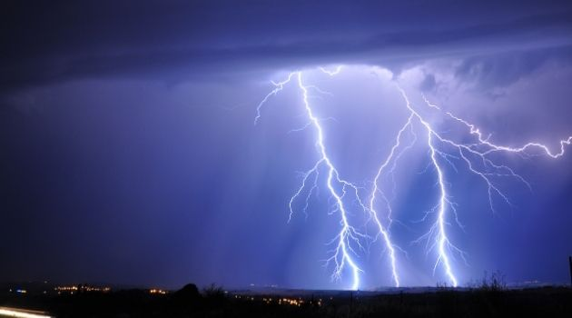 Semana terá instabilidade no clima em Santa Catarina.