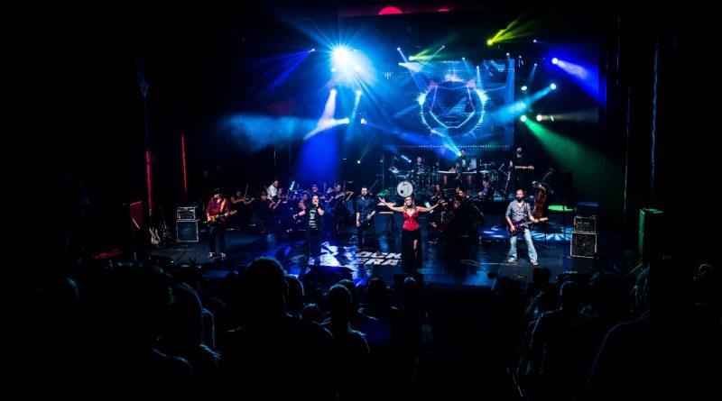 Celebração em homenagem aos 60 da UFSC tem Live Rock n' Camerata.