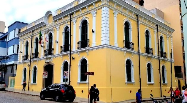SESC prepara para dezembro a reabertura do Museu de Florianópolis.