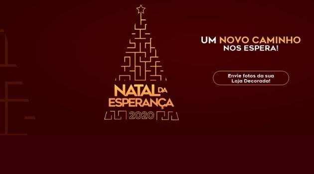 Hotsite Natal da Esperança é lançado pela CDL de Florianópolis.