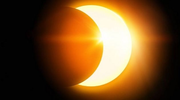 Eclipse parcial do sol será visto em Florianópolis nesta segunda.