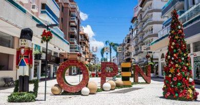 Jurerê Open Shopping divulga programação cultural até janeiro.