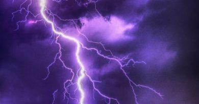 Previsão do tempo indica novos temporais para Santa Catarina.