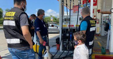 Procon notifica postos sobre aumento de preço do Gás Natural Veicular