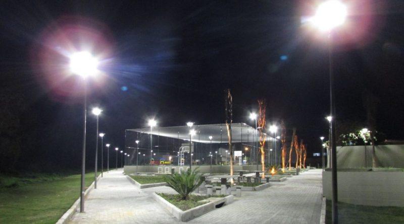 Índice de falha na iluminação pública de São José é menor que 1%