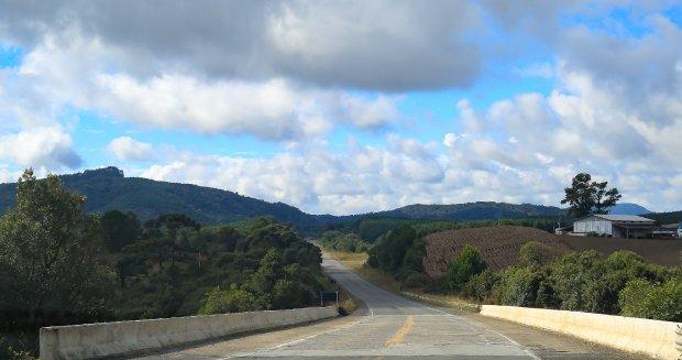 O domingo em Santa Catarina tem chance de predomínio do sol.