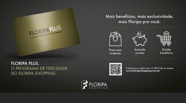 Floripa Shopping inova com programa de fidelidade