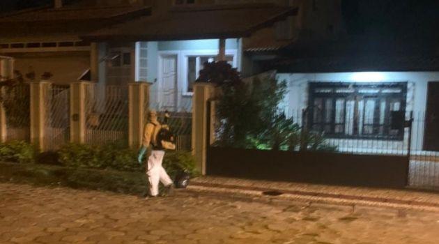 Zoonoses de Florianópolis faz aplicação de adulticida em bairros na sexta-feira (14)