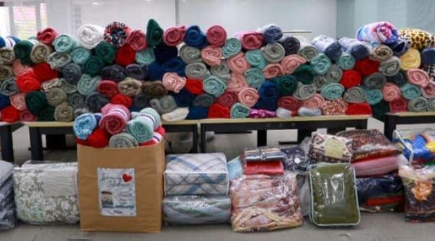 Campanha Cobertor Solidário vai ajudar pessoas em vulnerabilidade.