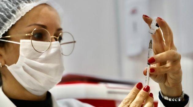 Florianópolis vacina pessoas de 37, 36 anos ou mais nesta quinta-feira.