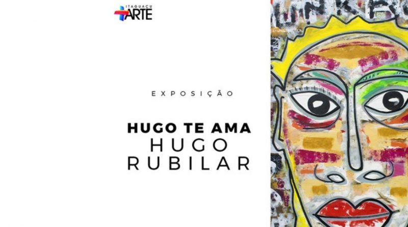 Itaguaçu + Arte recebe as obras de Hugo Rubilar no mês de setembro