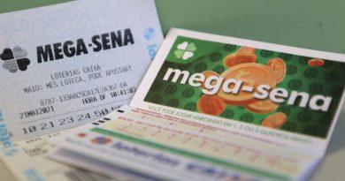 Mega-Sena sorteia nesta terça-feira prêmio de R$ 16,9 milhões