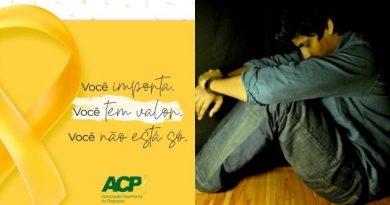 Setembro Amarelo destaca a importância de se falar sobre saúde mental