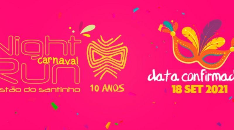 Entrega de kits do Night Run Costão do Santinho será no Floripa shopping.