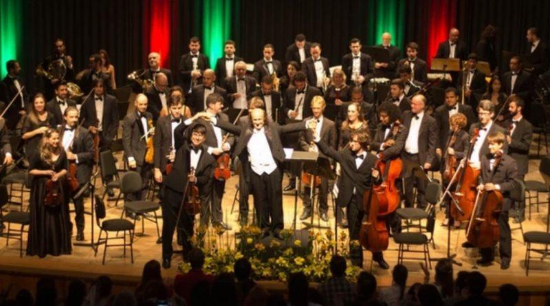 Orquestra de Santa Catarina faz concerto, Beethoven 250 anos.
