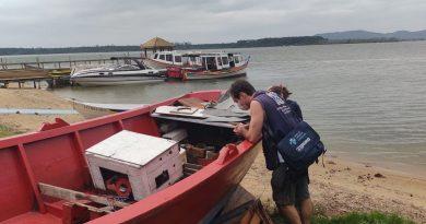 Controle de zoonoses faz controle e prevenção à dengue na Costa da Lagoa